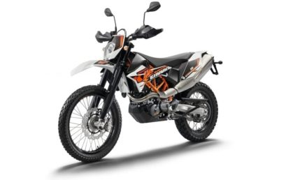 KTM 690 up to 2014